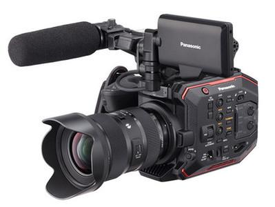 松下EVA1 摄像机