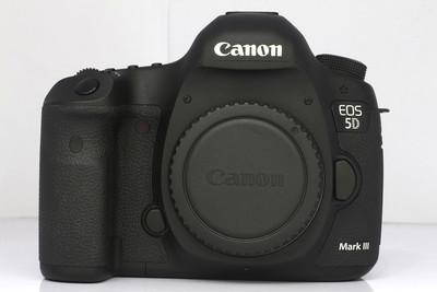 【全画幅专业单反数码相机】佳能 5D Mark III(NO:3409)*