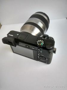 索尼 ILCE-6000主机3000,EPZ16-50镜头,E18-200镜头4200