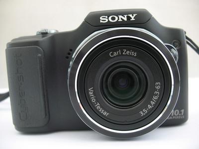 95新 索尼DSC-H20数码口袋长焦相机 10倍长焦 720P高清摄 280元
