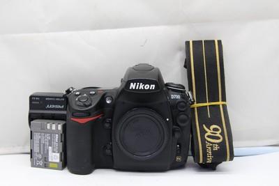 95新二手Nikon尼康 D700 单机 快门34407次(SZ00736)深