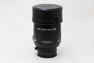 【情迷海印店】美能达AF REFLEX 500/8 (NO:4024)有ND4滤镜