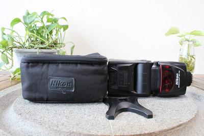 90新二手 Nikon尼康 SB-700 闪光灯 适用d750 d800(W05378)武