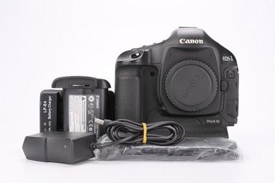 90新二手 Canon佳能 1D4 单机 小马四 高端单反(T000612)津