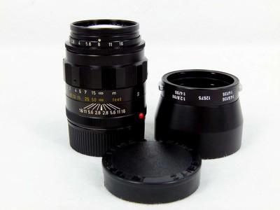 伟德betvictor,伟德亚洲官网,伟德国际1946官网_徕卡Leica Elmarit-M 90 mm f/ 2.8 肥九