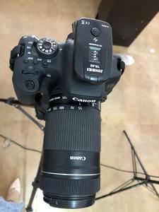 佳能(Canon)EOS 750D 单反双头套机