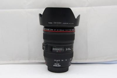 95新二手Canon佳能 24-105/4 L IS USM 防抖镜头(SZ00744)深