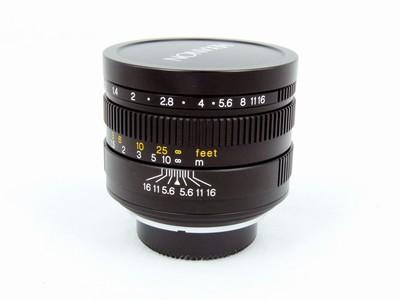华瑞摄影器材-带包装的柯尼卡60/1.2