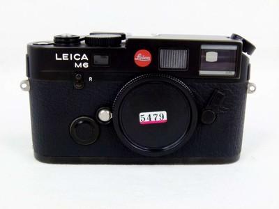徕卡Leica M6黑色大盘
