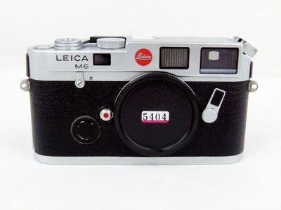 徕卡Leica M6银色小盘
