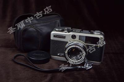 佳能 Demi EE17 半格相机 日本中古回流