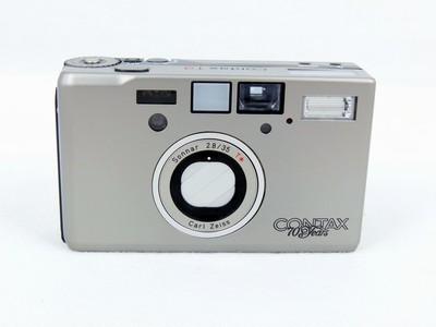 华瑞摄影器材-康泰时Contax T3 70周年版