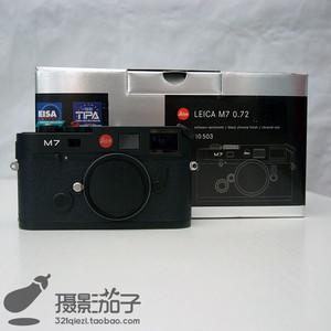 98新 徕卡 M7 0.72 黑色   (NO.2886311)[支持高价回收置换]