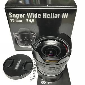 福伦达 VM15/4.5 iii 15mm F4.5 三代 3代 徕卡M口 镜头