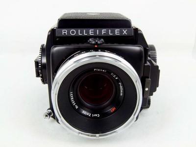 禄来Rolleiflex SL66 E 套机