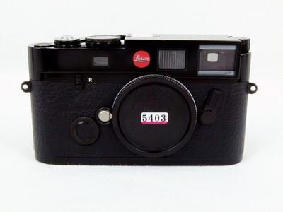 华瑞摄影器材-徕卡Leica M6 千禧版黑漆