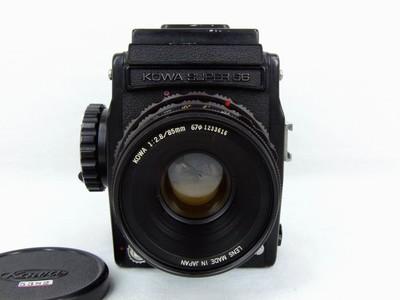 科瓦 KOWA SUPER 66 套机