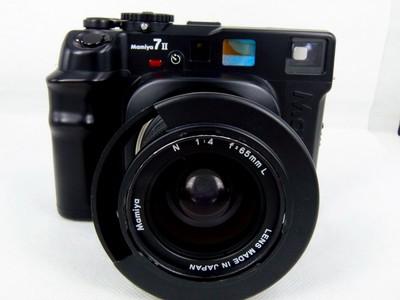 华瑞摄影器材-玛米亚Mamiya 7 II带65套机