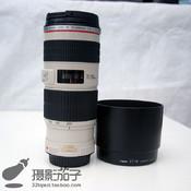 99新佳能 EF 70-200mm f/4L IS USM#3137[支持高价回收置换]