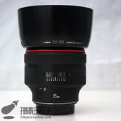 99新佳能 EF 85mm f/1.2 L II USM#2445[支持高价回收置换]