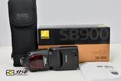 95新尼康 SB-900 闪光灯(BH06010005)
