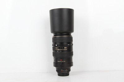 93新二手 Nikon尼康 80-400/4.5-5.6 D AF VR(B97270)京