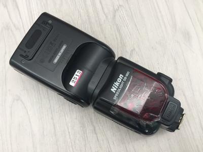 80新 尼康 SB-900相机闪光灯 SB-900闪光灯 2512