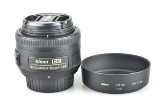 95新 尼康 AF-S DX 尼克尔 35mm f