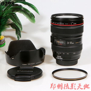 佳能 EF 24-105mm f/4L IS USM 单反镜头 0298