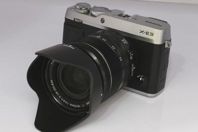 【微单数码相机】富士 X-E3套机(XF 18-55)(NO:3055 8642)
