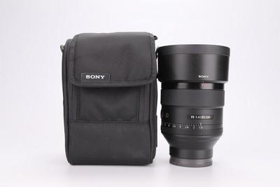 97新二手Sony索尼 FE 85/1.4 GM E卡口(T000626)津