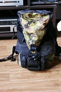 XEN特制加厚加大型双肩旅行摄影包【迷彩色】