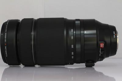 富士 XF100-400/4.5-5.6 R LM OIS WR+2X倍增距镜(NO:0939)*