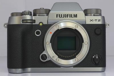 【复古微单数码相机】富士 X-T2 单机(碳晶灰)(NO:0055)