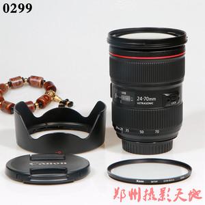 佳能 EF 24-70mm f/2.8L II USM单反镜头 0299
