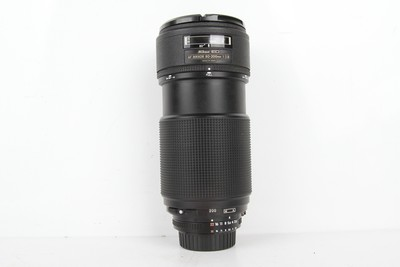 90新二手 Nikon尼康 80-200/2.8 ED 一代小钢炮 (B97282)京