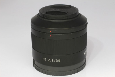索尼 Sonnar T* FE 352.8 ZA(SEL35F28Z)(NO:7642)
