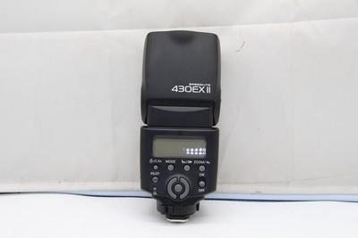 97新二手 Canon佳能 430EX II 闪光灯 二代(SZ00747)深