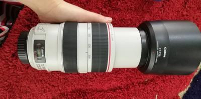 出一支包装齐全的佳能 EF 70-300mm f/4-5.6L IS USM
