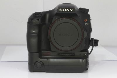 【APS-C画幅单反数码相机】索尼 A65(NO:035)赠送手柄