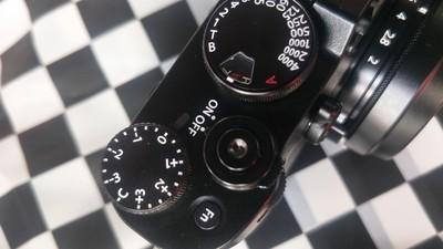 富士X100F数码旁轴相机 黑色 人文扫街