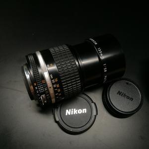 Nikon AI 135长焦镜头