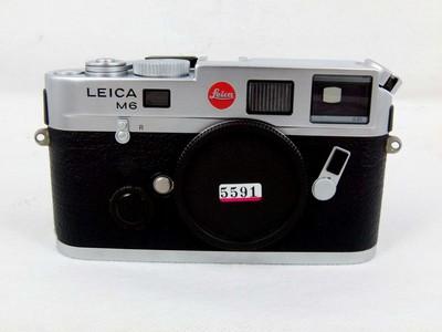 华瑞摄影器材-包装齐全的徕卡Leica M6银色大盘