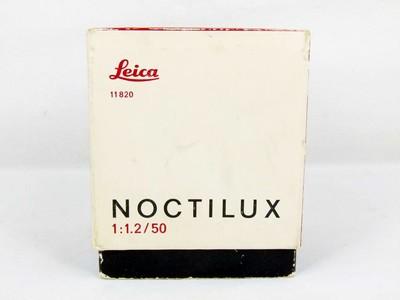 华瑞摄影器材-徕卡Leica Noctilux M50/1.2 夜神