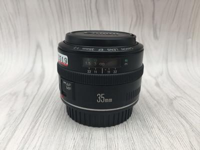 95新 佳能 EF 35mm f/2 单反镜头35/2 2519