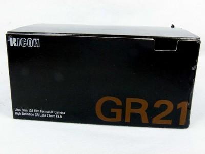 华瑞摄影器材-包装齐全的理光Ricoh GR21