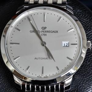 【全新】Girard Perregaux/芝柏49555-11-131-11A腕表#GP410