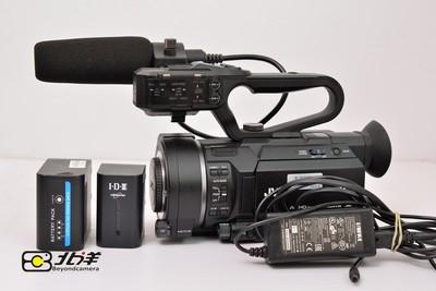 97新 JVC GY-LS300 4K摄像机 (BH06200001)