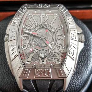 【全新】法兰克穆勒8900 SC DT GPG TT TT Rubber腕表#FM725