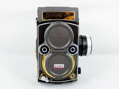 华瑞摄影器材-禄来 2.8FX 75周年纪念机
